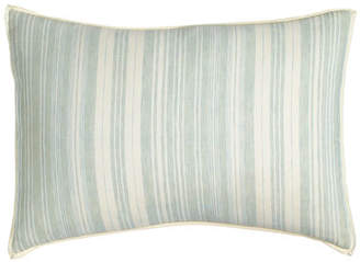"Amity Home Aiden Stripe Pillow, 14"" x 20"""