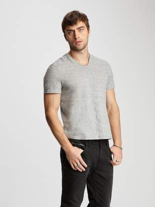 John Varvatos COTTON V-NECK