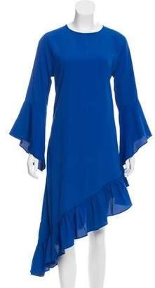 Walter Baker Robin Bell Sleeve Dress w/ Tags