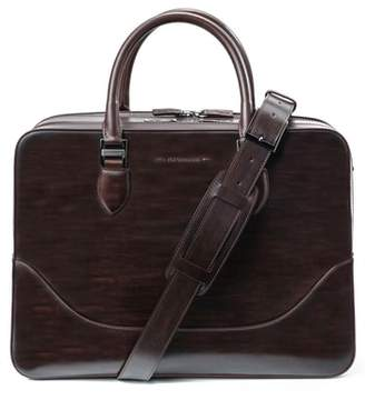 Magnanni Large Leather Briefcase