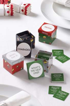 Next Set of 4 Christmas Games - Red
