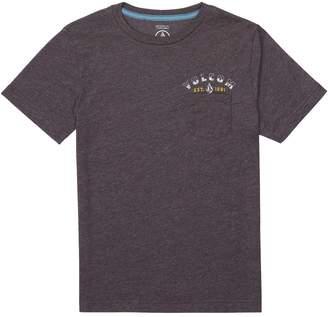 Volcom Signer Pocket T-Shirt - Boys'