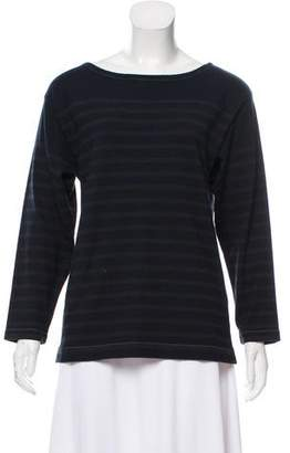 Armor Lux Striped Knit Top