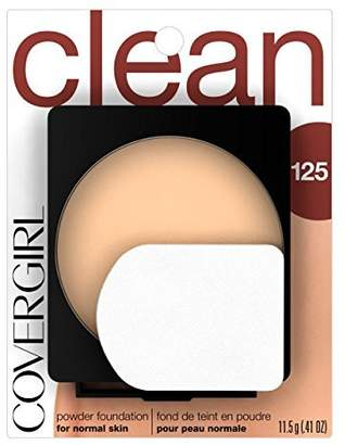 Cover Girl Simply Powder Foundation Buff (W) 525, 0.41 Ounce Compact by