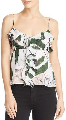 Milly Emilia Silk Camisole Top