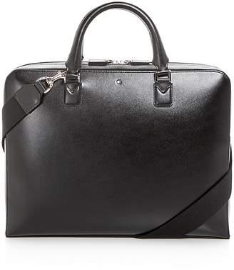 Montblanc Meisterstück Ultra Slim Leather Briefcase