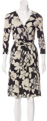 Etro Printed Knee-Length Dress