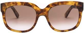 cf04461e50b Gucci Havana Sunglasses - ShopStyle UK