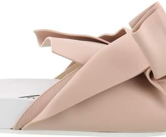 N°21 N.21 Maxi Knot Sandals