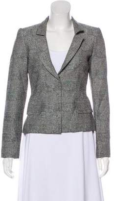 Alberta Ferretti Long Sleeve Fitted Jacket