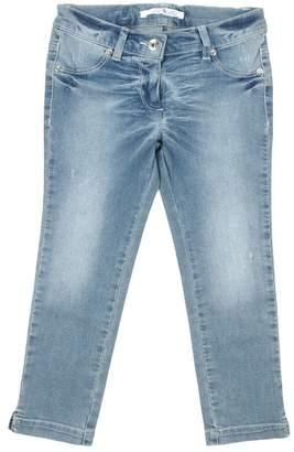Lulu LU LÙ Denim trousers