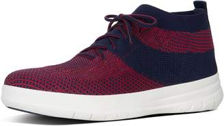 FitFlop ÜBERKNIT TM Men's Slip-On High-Top Sneakers