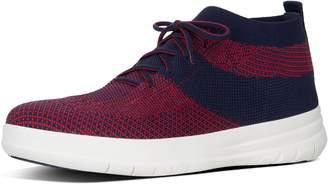 FitFlop ÜBERKNIT Men's Slip-On High-Top Sneakers