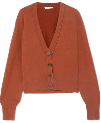 Chloé Cashmere Cardigan - Brown