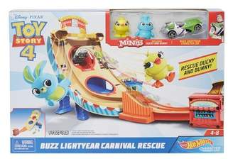 cecc22460 Hot Wheels Mattel Inc. Toy Story 4 Buzz Lightyear Carnival Rescue