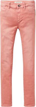 Scotch & Soda RBelle Girl's La Milou Garment Dyed Washed Jeans