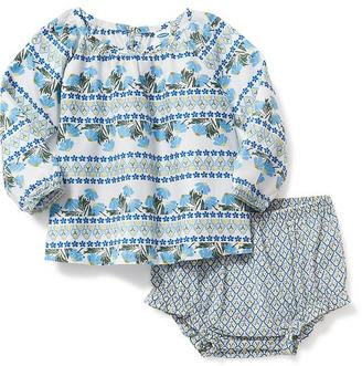 2-Piece Printed Top & Bloomer Set for Baby $19.94 thestylecure.com