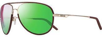 Revo Carlisle Sunglasses - Polarized $349 thestylecure.com