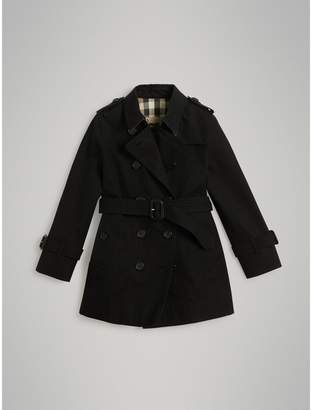 Burberry Childrens The Sandringham Trench Coat