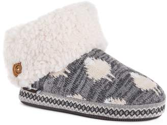 Muk Luks Women's Tenille Bootie Slippers