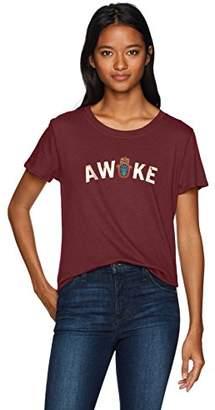 Sub Urban Riot Sub_Urban RIOT Women's Awake/Awoke Loose Tee