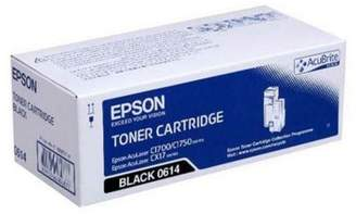Epson Aculaser C1700 Series Toner Cartridge - Black