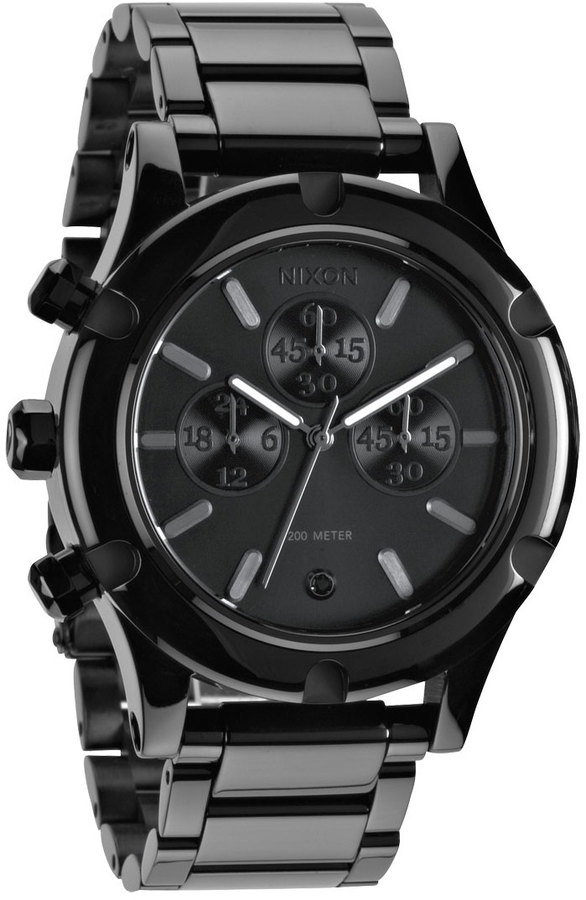 NIXON Camden Chrono Watch