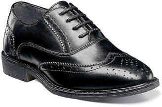 Stacy Adams Ty Toddler & Youth Wingtip Oxford - Boy's