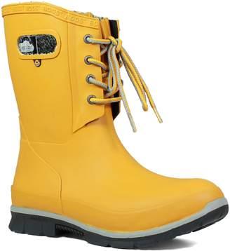 Bogs Amanda Plush Waterproof Rain Boot