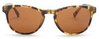 John Varvatos Collection 51mm Round Sunglasses