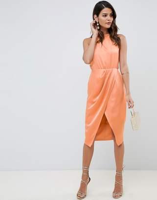 Asos Orange Maternity Dresses Shopstyle Canada