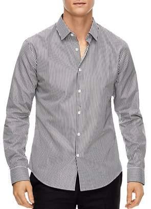 Sandro Desk Slim Fit Button-Down Shirt