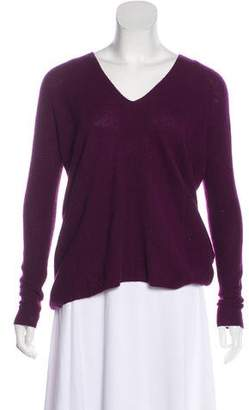 Vince Oversize High-Low Sweater