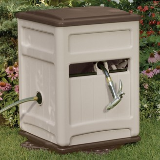 Suncast 225-ft. Swivel Garden Hose Reel Hideaway - Outdoor