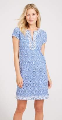 J.Mclaughlin Rhett Dress in Aurora Tile
