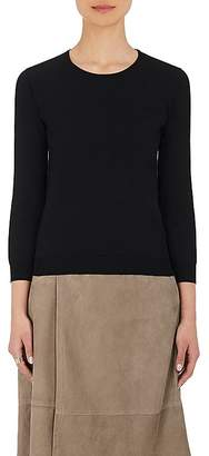 Barneys New York Women's Jewel-Neck Sweater