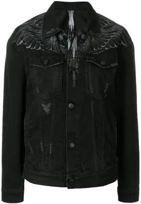 Marcelo Burlon County of Milan Wings denim jacket