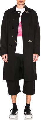 Raf Simons Fireman Coat