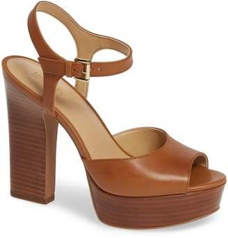 MICHAEL Michael Kors Bennett Platform Sandal