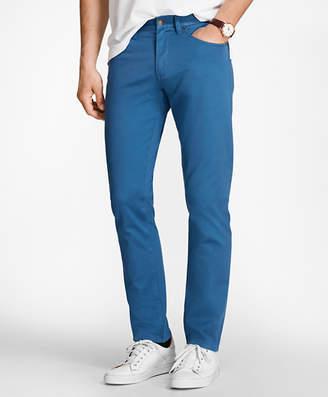 Brooks Brothers Five-Pocket Selvedge Twill Pants