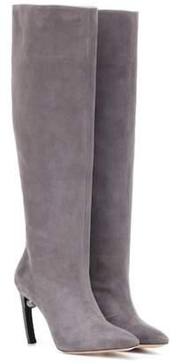 Nicholas Kirkwood Mira 90 suede boots