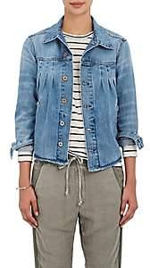 NSF Women's Pixie Denim Jacket-Blue