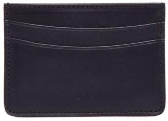 A.P.C. Basic Plain Card Holder
