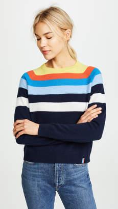 Kule The Biminy Twist Cashmere Sweater