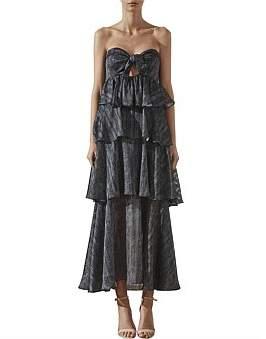 Shona Joy Mare Tiered Maxi Dress
