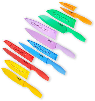 Cuisinart 12-Piece Colorful Knife Set