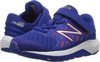 New Balance Boys' Urge V2 Hook and Loop Road Running Shoe
