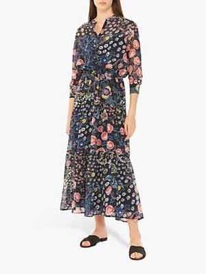 Gerard Darel Gwyneth Dress, Blue