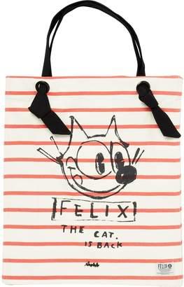 Scotch & Soda Canvas Tote Bag Felix the Cat