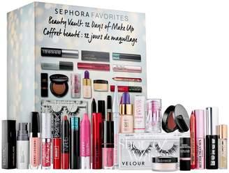 Sephora Favorites - Beauty Vault: 12 Days Of Make Up